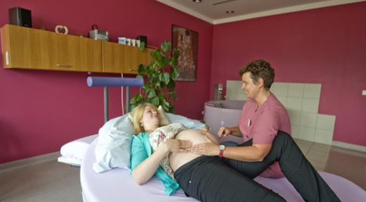 Vorbereitung auf die Geburt mit Hebamme Ute