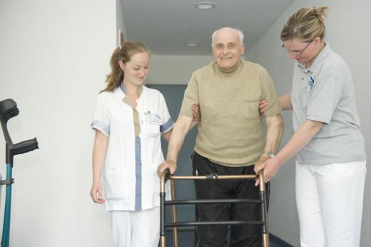 Wir helfen Ihnen: Schritt für Schritt auf dem Weg zur Besserung