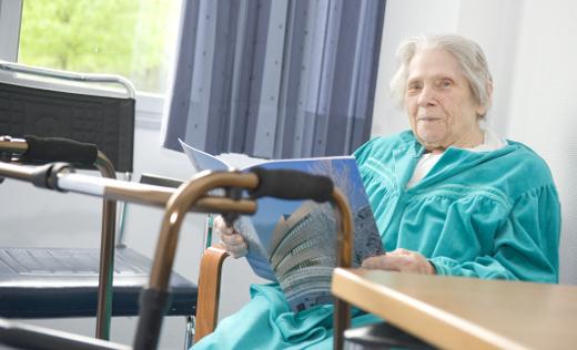 Unfälle von Kindern und älteren Menschen
