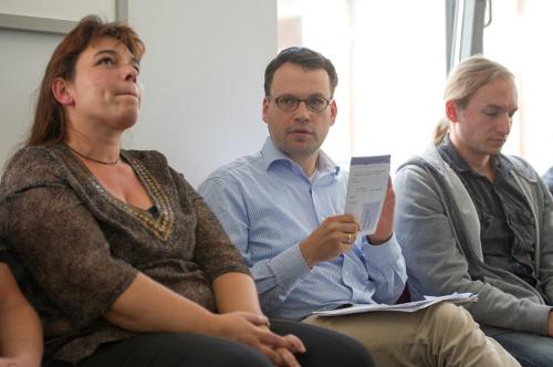 Mitarbeiter der Psychosomatischen Station Saalfeld-Rudolstadt berichten über Ihre Erfahrungen in der Behandlung von Borderline-Patienten