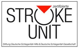 Stroke Unit Zertifikat